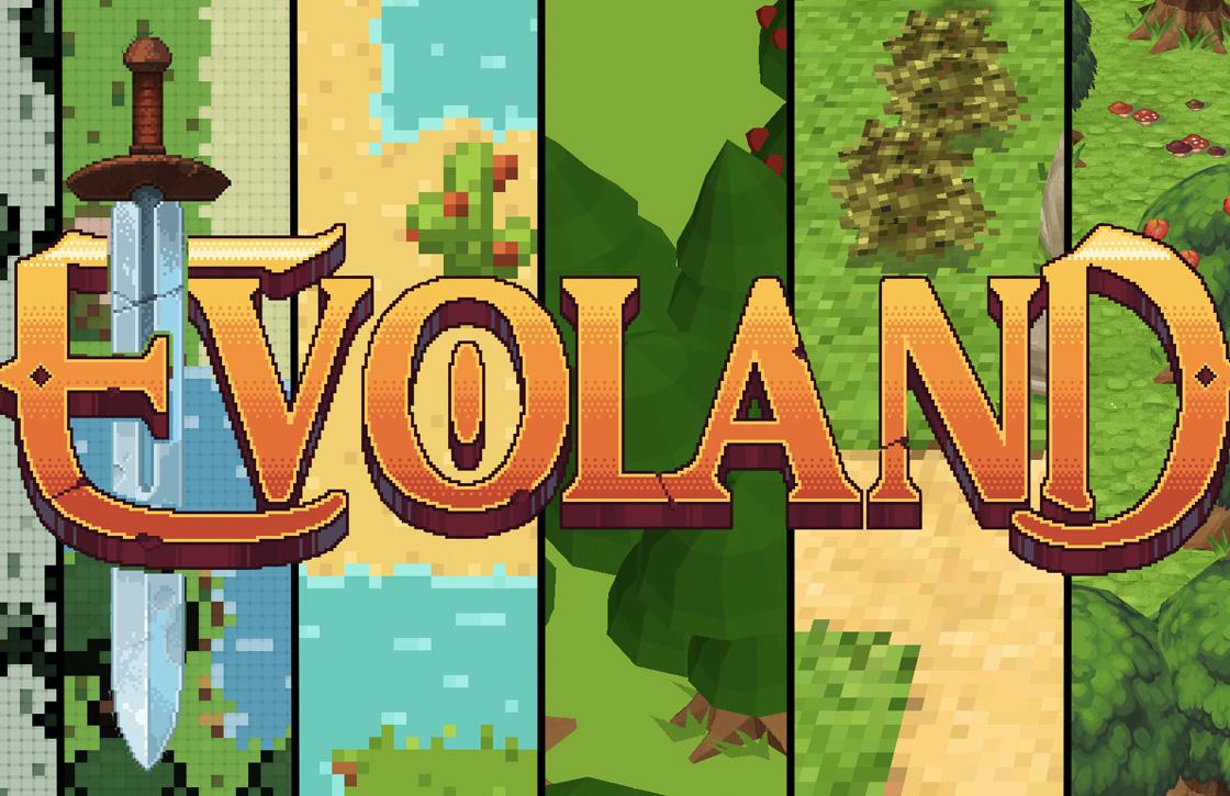 Baan jezelf een weg door game-geschiedenis met Evoland