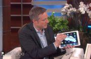 Video: Goochelaar doet knappe dingen met een iPad
