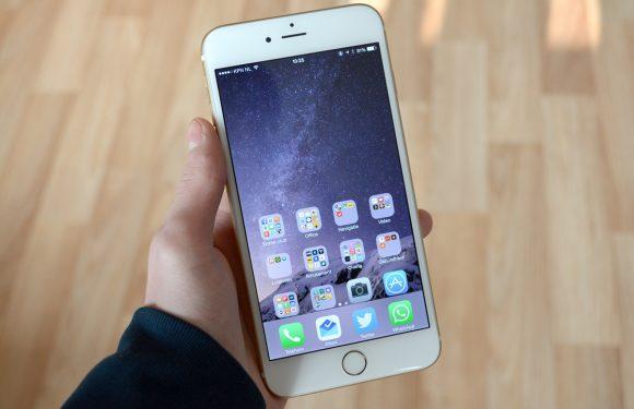 'Productie van iPhones met Force Touch gestart'