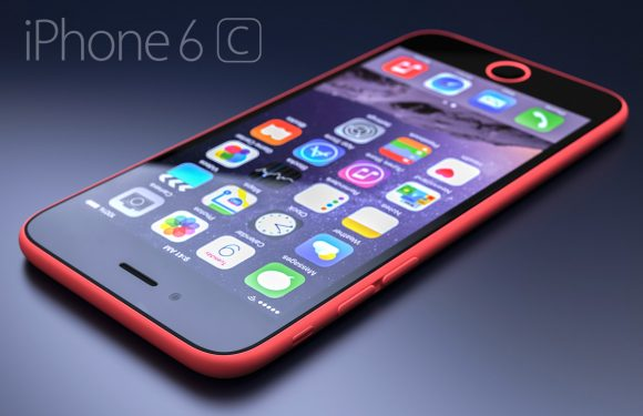 Concept toont hoe de iPhone 6C er kan uitzien