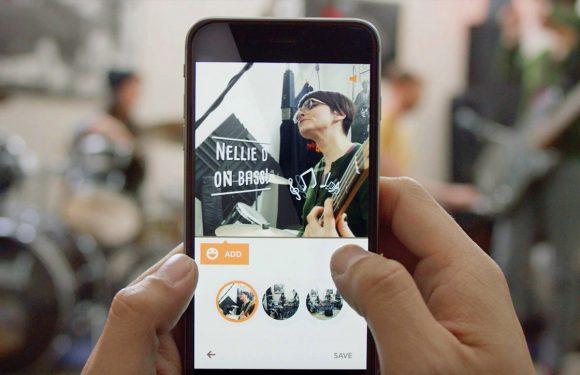 Nieuwe app van Prezi tovert drie foto's om tot kort filmpje