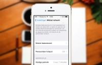 In 5 stappen de persoonlijke hotspot-functie in iOS 8 inschakelen