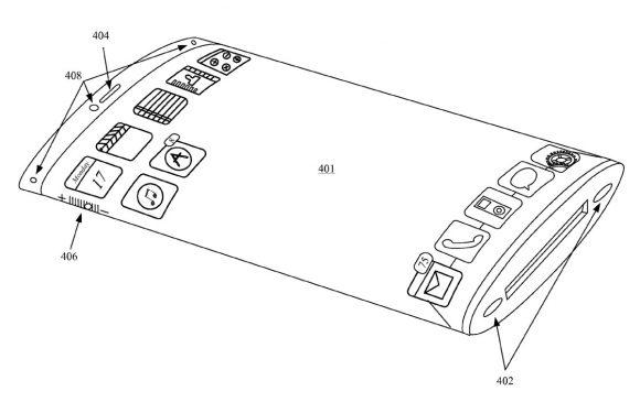 Toekomstige iPhone heeft mogelijk geen schermranden