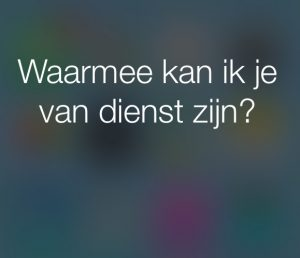 siri in het nederlands 2