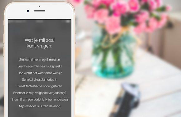 Opinie: Waarom het goed is dat Siri eindelijk Nederlands gaat spreken
