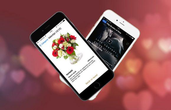 7 perfecte apps voor een geslaagde Valentijnsdag