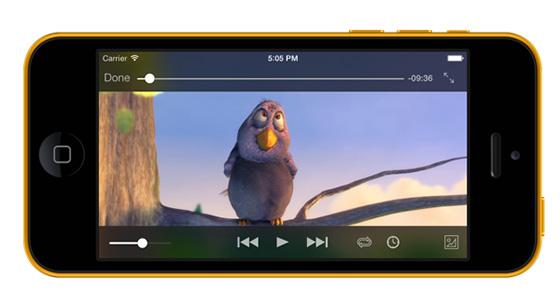 VLC split screen