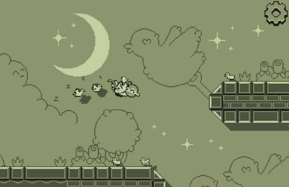 App van de week 8Bit Doves is als een Game Boy game op iOS