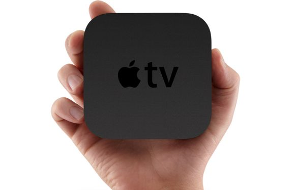 Apple maakt update voor derde generatie Apple TV beschikbaar