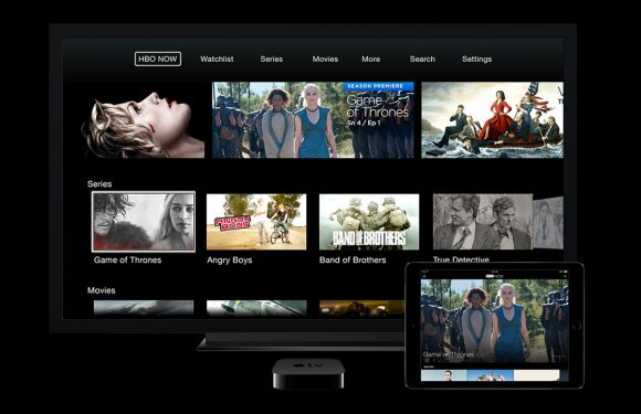 Apple kondigt nieuwe videodienst HBO Now aan