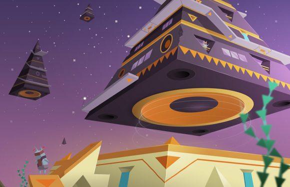 Adventures of Poco Eco: stijlvolle game in de geest van Monument Valley