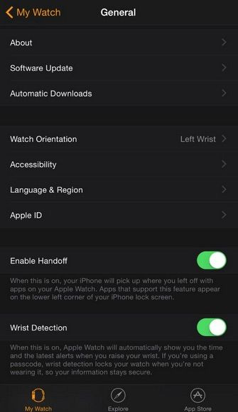 apple watch app-2