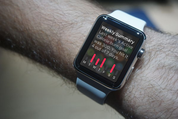 apple watch gezondheid