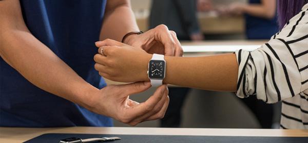 apple watch uitgelicht