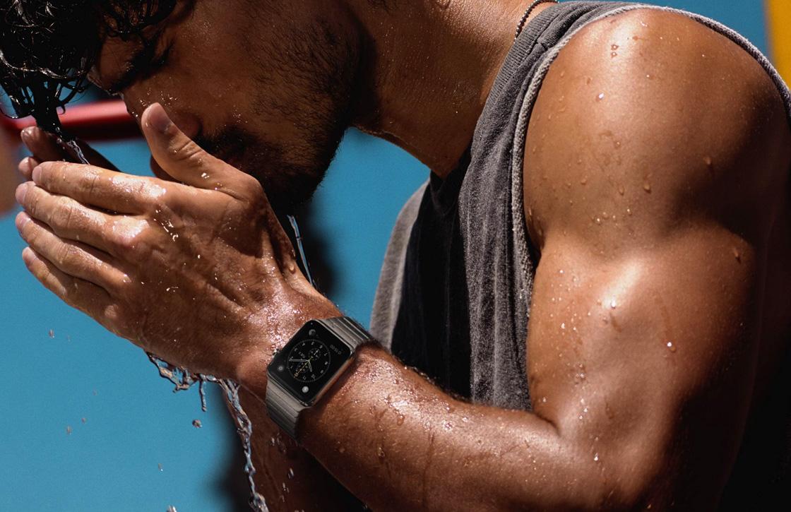 Apple Watch komt als veiligst uit fitnesstrackertest