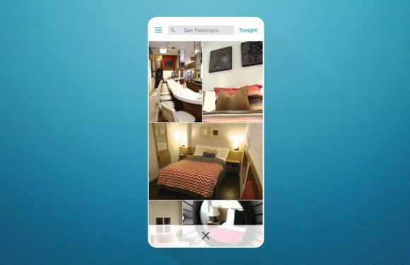 Onderweg en last-minute een hotel boeken met de Booking Now-app