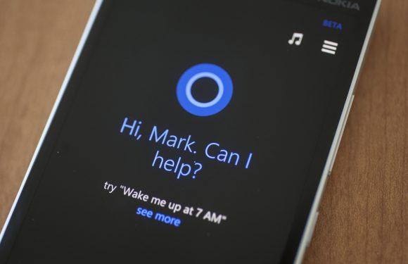 Microsofts Siri-concurrent Cortana komt mogelijk naar iOS