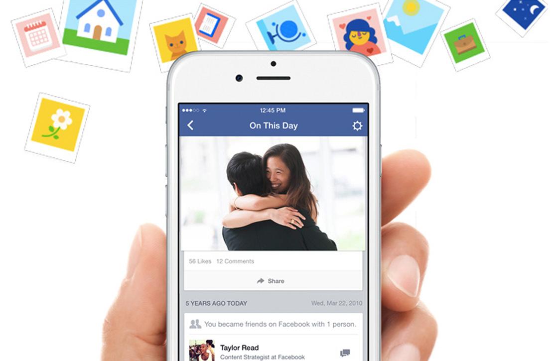 Facebook kondigt functie aan om herinneringen op te halen