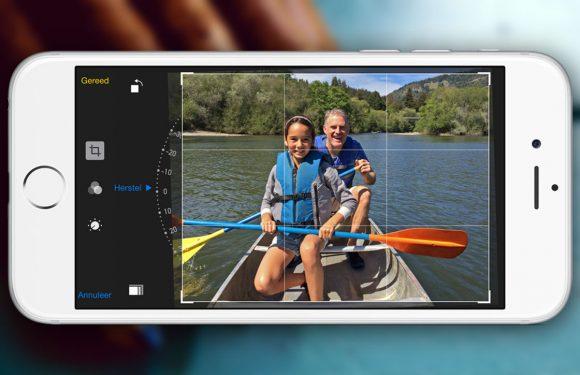 8 tips om meer uit de Foto's-app van iOS 8 te halen