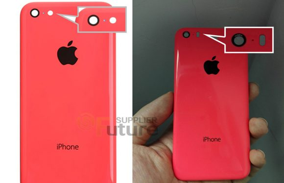 'Gelekte foto's tonen behuizing iPhone 6C'