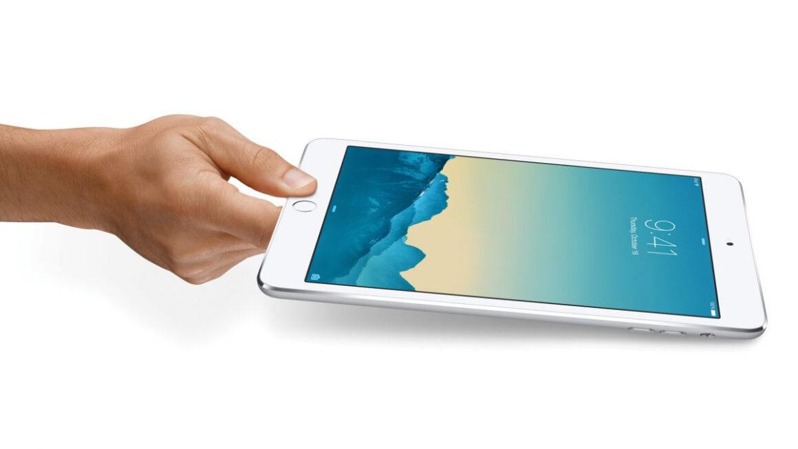 'Nieuwe iPad Mini krijgt flitser voor camera en werkt met Apple Pencil 2'