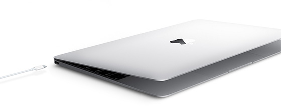 macbook aansluiting