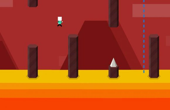 Mr Jump is de pittigste iOS-game die je deze week speelt