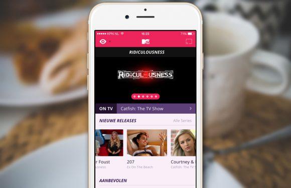 MTV Play: stream je favoriete series met fraaie iOS-app