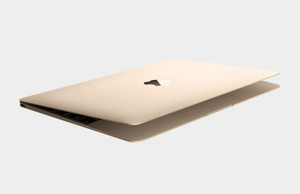 nieuwe apple macbook
