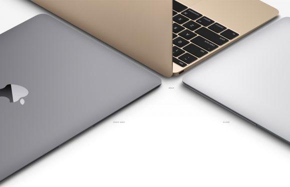 Apple presenteert dunste en lichtste MacBook ooit