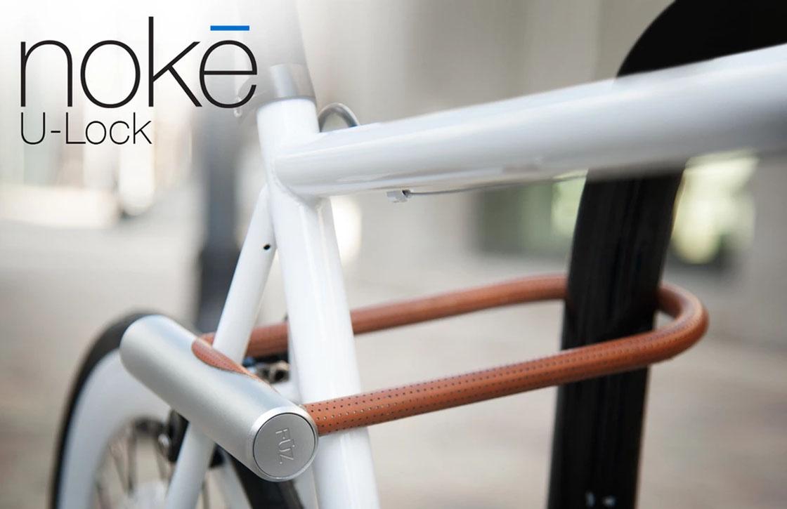 Dit fietsslot ontgrendel je met je iPhone of Apple Watch