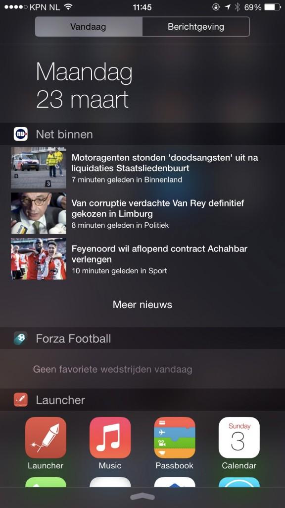 nu.nl-app update