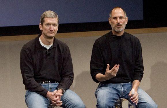 Tim Cook spreekt over zijn leven met Steve Jobs