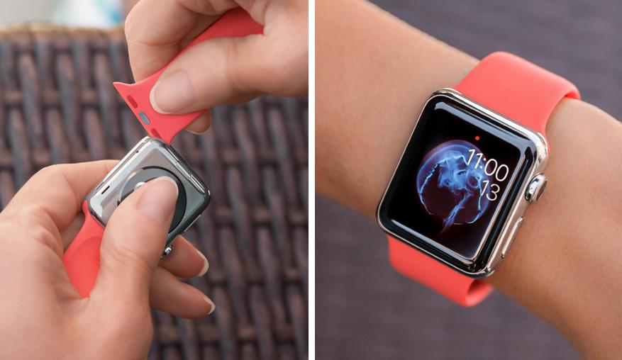 trainen met apple watch