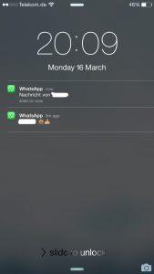whatsapp versleutelt