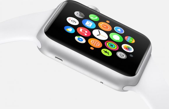 Winkelen in de Apple Store kan straks ook op de Apple Watch