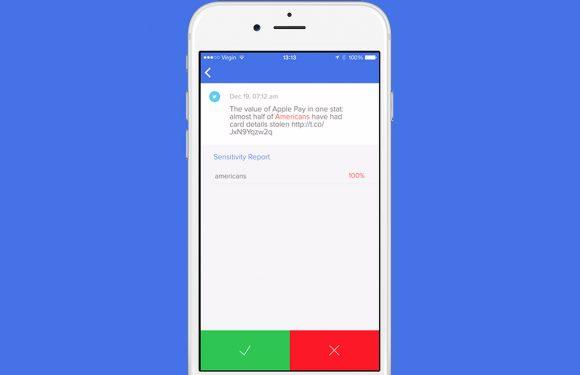 Clear: nieuwe app schoont je Facebook- en Twitter-account op