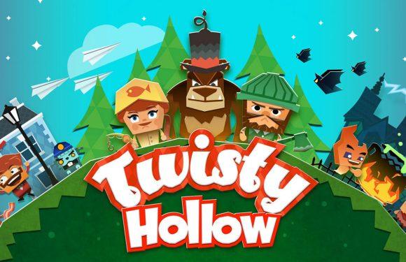 Twisty Hollow: kleurrijk puzzelspelletje is gratis App van de Week