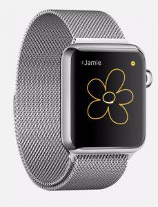 apple watch communiceren 1