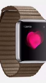 apple watch communiceren 3