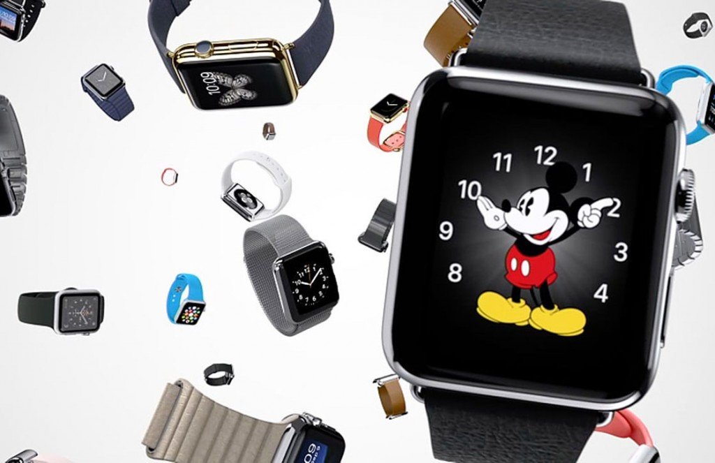 apple watch mickey