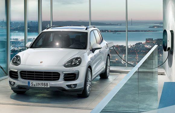 Porsche werkt met CarPlay en ondersteunt Apple Watch-bediening
