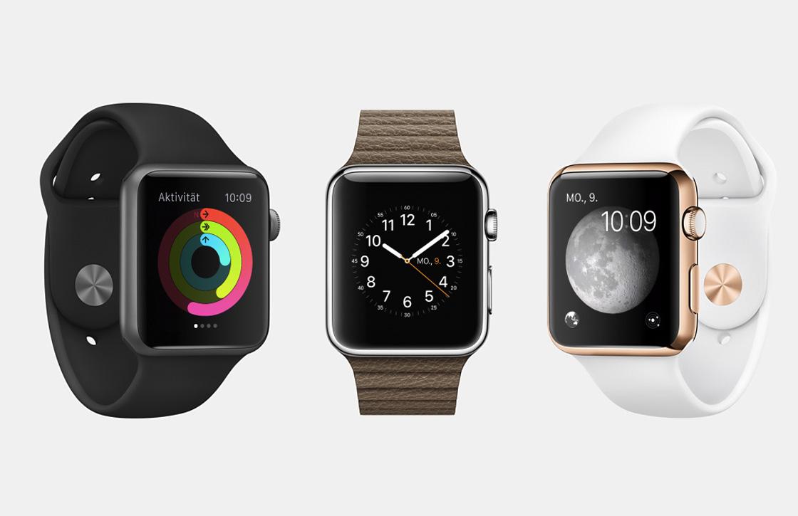 Eerste Apple Watch moet het zonder nieuwe hartslagfuncties doen