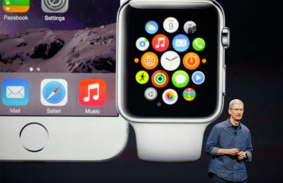 Al meer dan 1000 apps gereed voor lancering Apple Watch