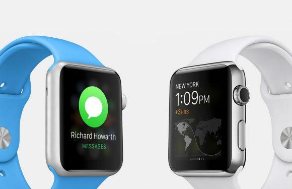 '1 miljoen Apple Watches besteld in de Verenigde Staten'