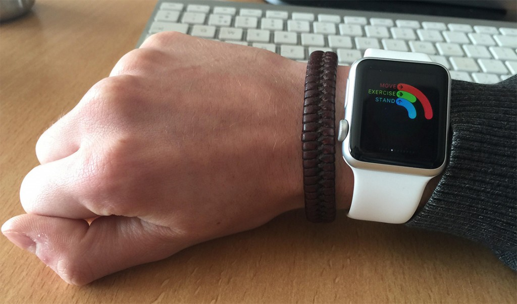 apps voor apple watch
