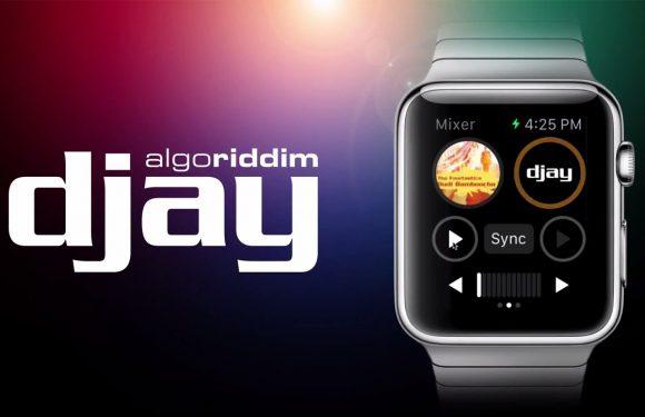 Deze app laat je dj'en op de Apple Watch