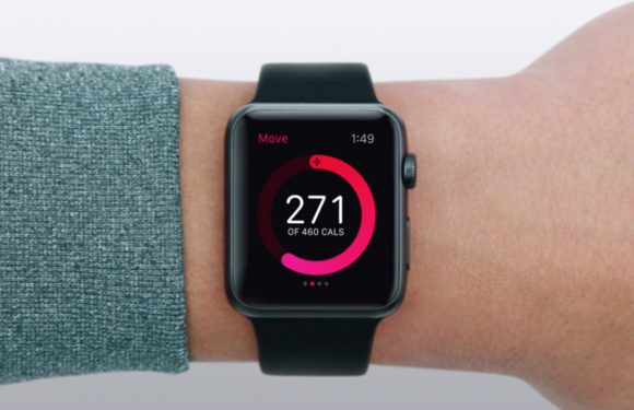 Video's tonen Apple Pay en activiteiten-apps op Apple Watch