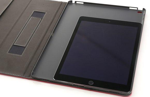 'Nieuwe foto's vergelijken formaat iPad Pro met iPad Air 2'