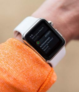 marathon met apple watch
